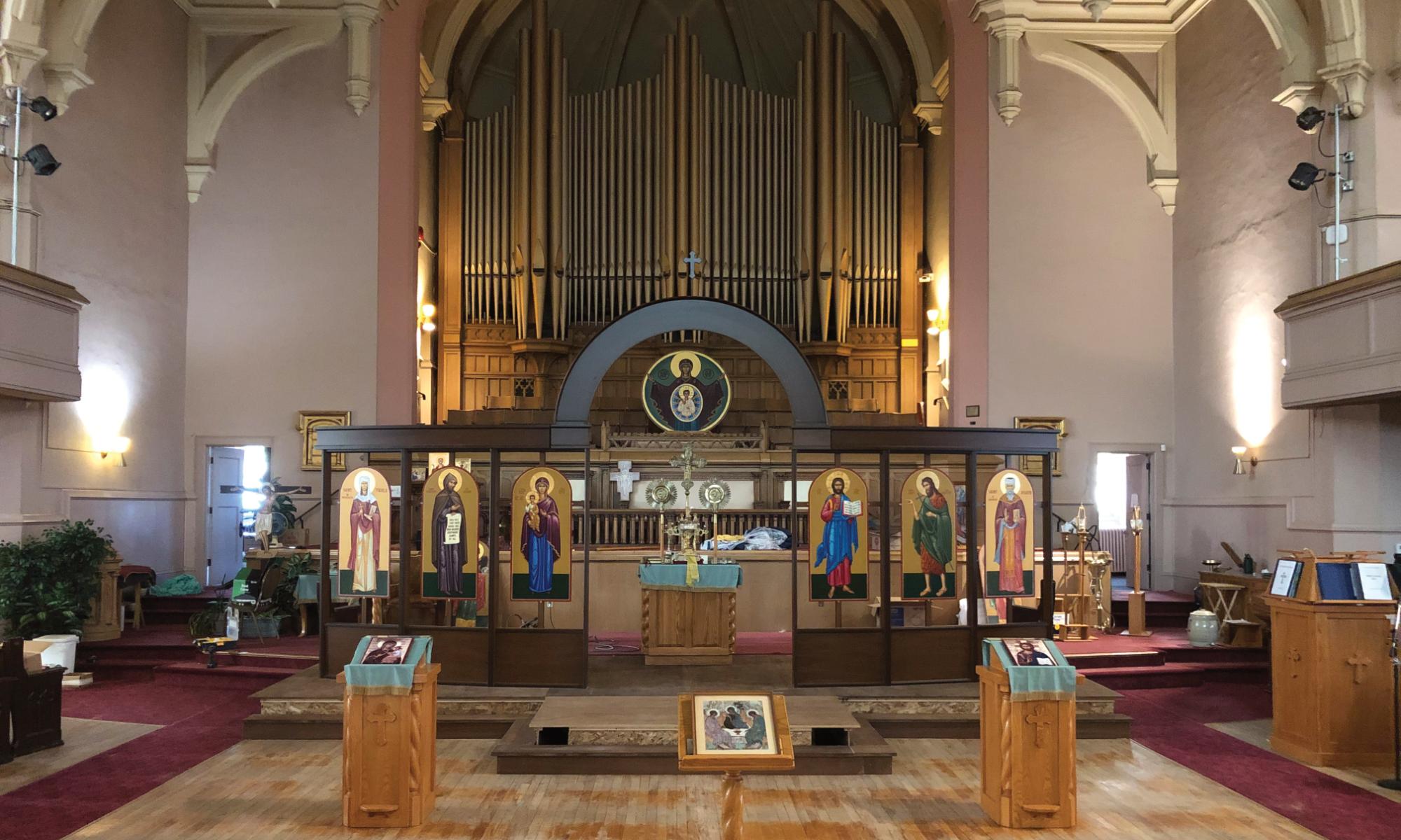 St. Vincent of Lerins Orthodox Church, Saskatoon